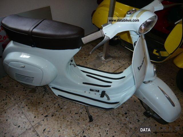 Vespa  50cc V 1967 Vintage, Classic and Old Bikes photo