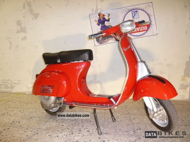 Vespa  50cc 1st series N 1974 Vintage, Classic and Old Bikes photo