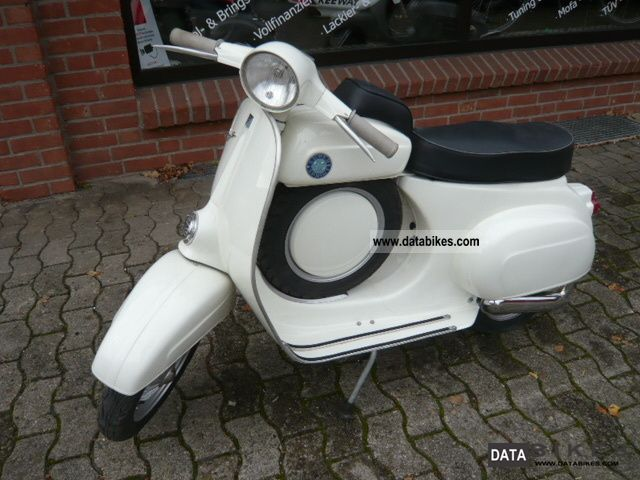 Vespa  SS Replica 50cc 1966 Vintage, Classic and Old Bikes photo