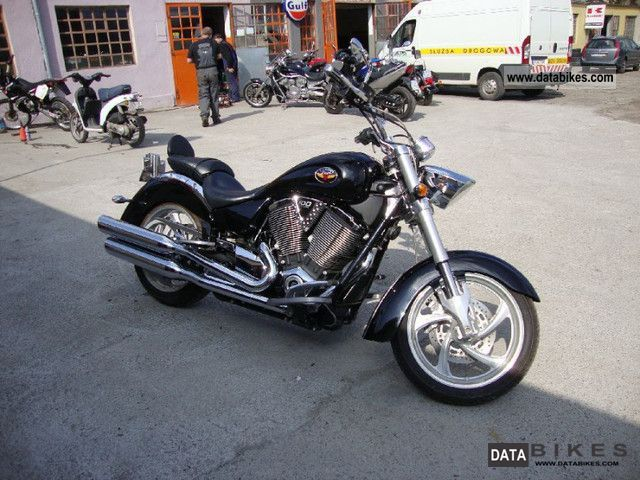 2009 VICTORY  KINGPIN Motorcycle Chopper/Cruiser photo