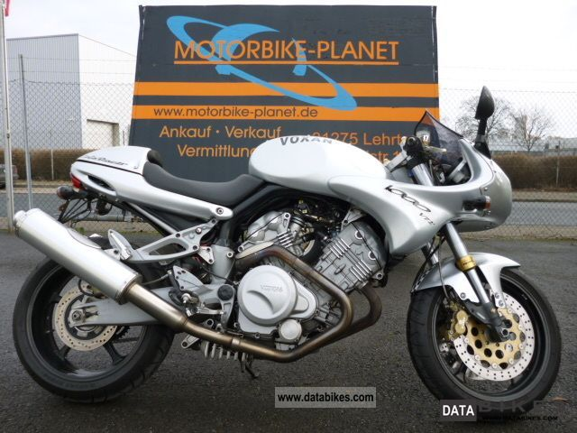 2003 Voxan  Cafe Racer Motorcycle Motorcycle photo