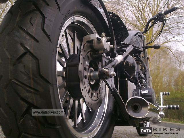 2010 WMI  Bobber / Barhog / Regal Raptor (Harley Davidson) Motorcycle Chopper/Cruiser photo