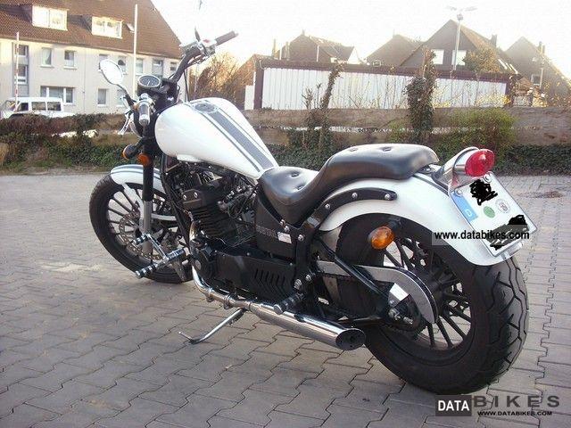 2010 WMI  As new 350 bobtail NEW MOT Motorcycle Chopper/Cruiser photo
