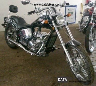2011 WMI  MOTORCYCLES DRAGTAIL 125,250,350, CUSTOM ACTION Motorcycle Chopper/Cruiser photo