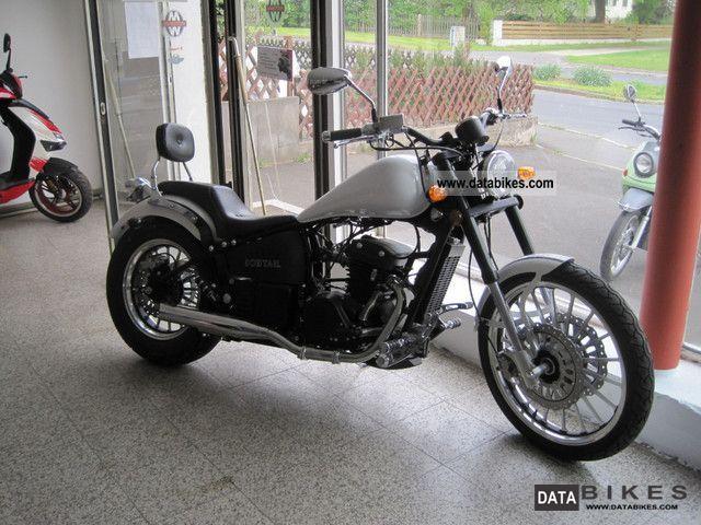 2011 WMI  Bobtail 350 Motorcycle Chopper/Cruiser photo