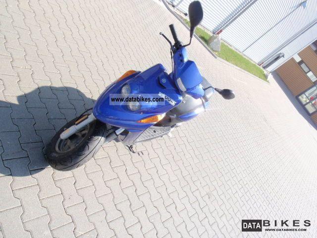 2002 WMI  YAMAHA BWS with engine tuning Motorcycle Scooter photo