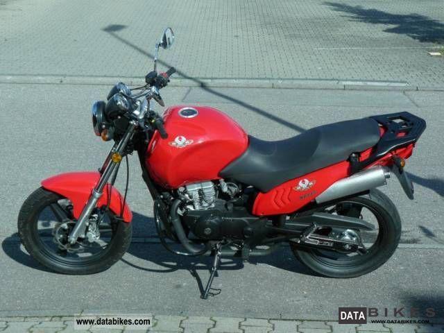 2012 WMI  Cross Street, 125 Motorcycle Chopper/Cruiser photo