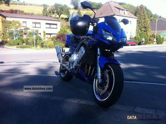 2001 Yamaha Fzs Fazer 1000