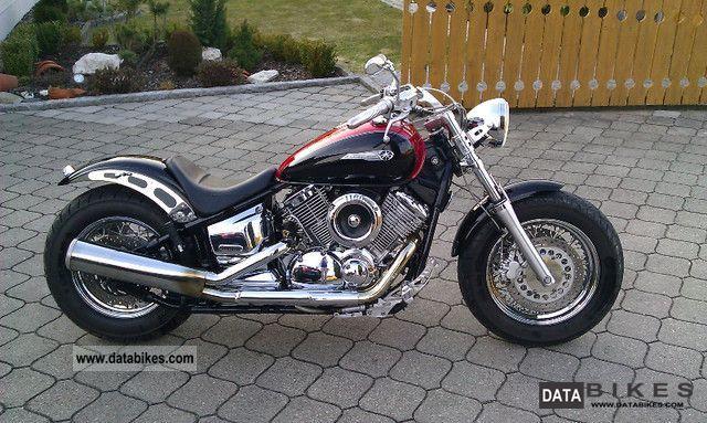 1999 Yamaha  XVS 1100 Motorcycle Chopper/Cruiser photo