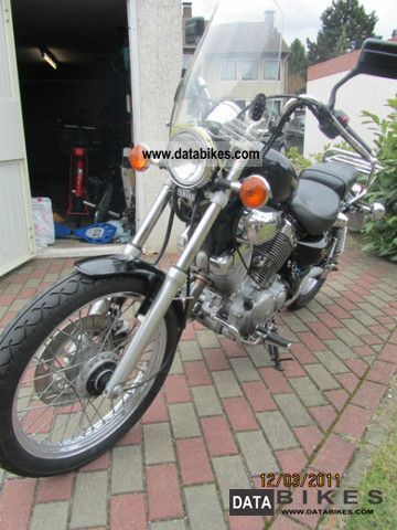 Will The Yamaha Warrior Xv Make A Good Touring Bike
