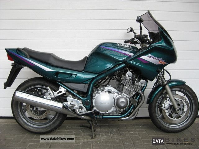 1995 yamaha xj 900 s diversion top condition. Black Bedroom Furniture Sets. Home Design Ideas