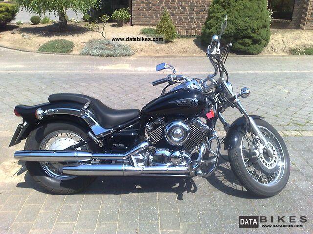1997 Yamaha  XVS 650 Drag Star Motorcycle Chopper/Cruiser photo