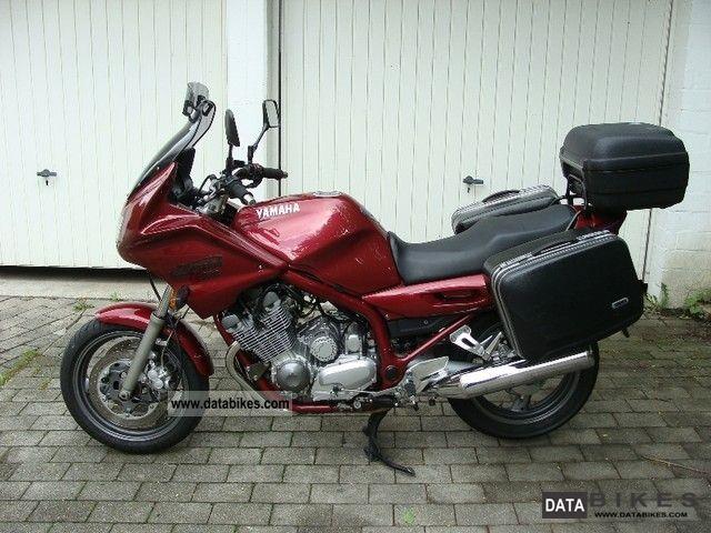 1996 Yamaha  XJ 900 Diversion Motorcycle Motorcycle photo