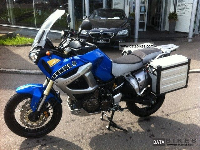 2010 Yamaha  XT 1200Z ABS First Edition Motorcycle Motorcycle photo