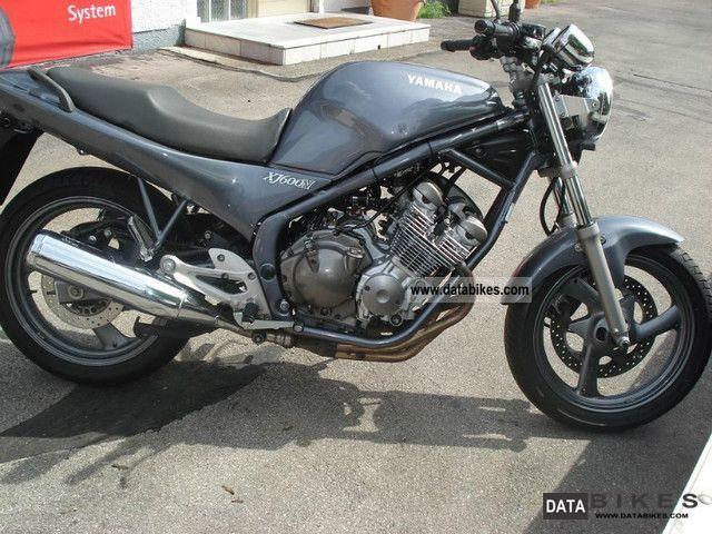 Yamaha  XJ 600 TOP CONDITION 1996 Motorcycle photo