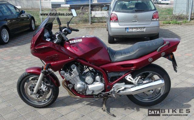 1998 Yamaha  XJ 900 S Diversion Motorcycle Tourer photo