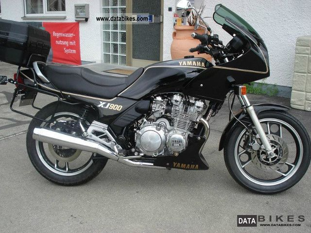 1989 Yamaha  XJ 900 Motorcycle Motorcycle photo