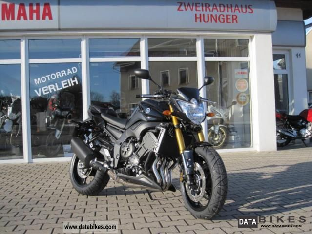 2012 Yamaha  ABS FZ8 Motorcycle Tourer photo