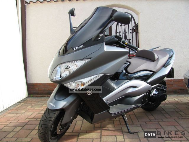 2009 Yamaha  TMAX 500XP Motorcycle Scooter photo