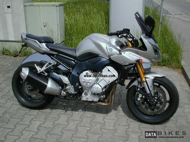 2006 Yamaha  FZ 1 Fazer \Hand, excellent condition \ Motorcycle Sport Touring Motorcycles photo