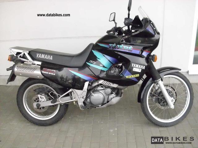 1994 Yamaha  XTZ 660 Motorcycle Enduro/Touring Enduro photo