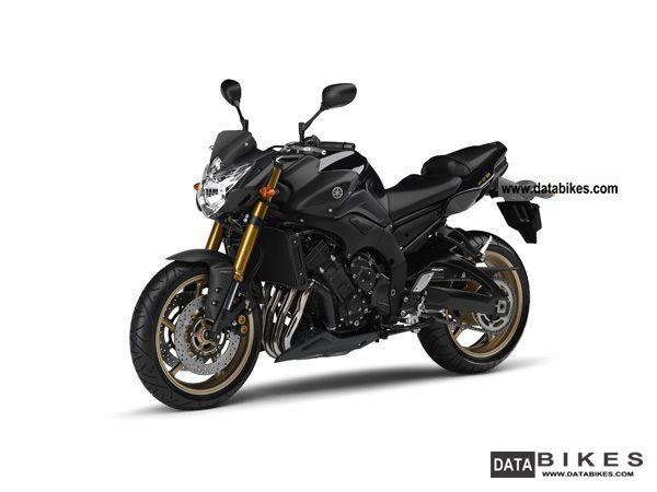 Yamaha Motorbike 2012 Yamaha Fz8 Model 2012
