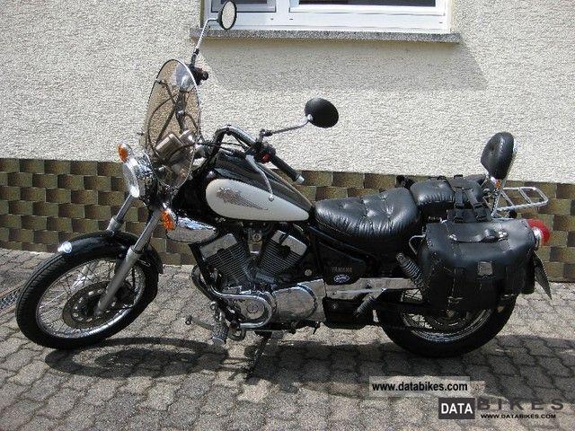 1999 Yamaha  XV 125 N Motorcycle Chopper/Cruiser photo