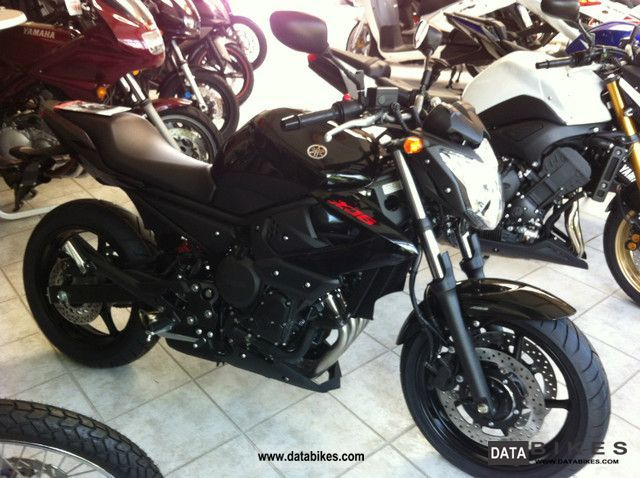 Yamaha XJ6N XJ6 N 600. Only 3139miles. 2011. Nationwide