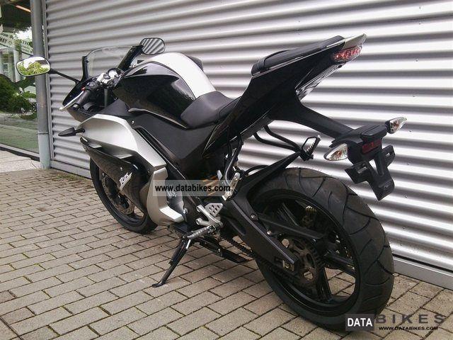 2008 Yamaha  YZF-R125, RE06 Motorcycle Sports/Super Sports Bike photo