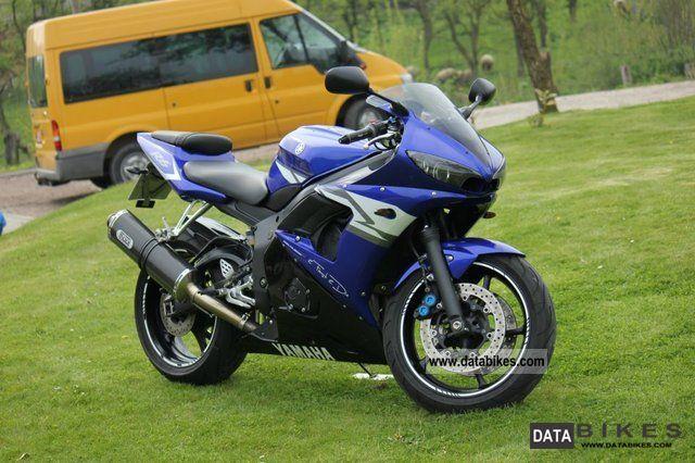 2006 Yamaha  r6 Motorcycle Sports/Super Sports Bike photo