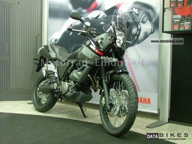 2012 Yamaha  XT660Z Tenere Tenere ABS XTZ660 Motorcycle Enduro/Touring Enduro photo