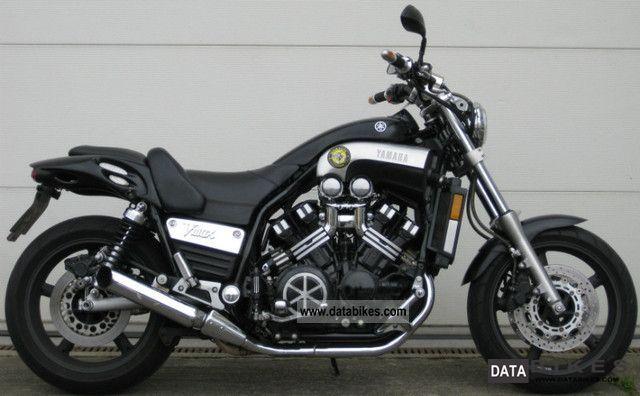 2001 Yamaha  V - max black max conversion Motorcycle Chopper/Cruiser photo