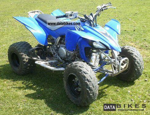 2008 Yamaha  YFZ 450 Motorcycle Quad photo