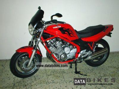 1999 Yamaha  XJ 600 N XJ 600 N Diversion Motorcycle Motorcycle photo
