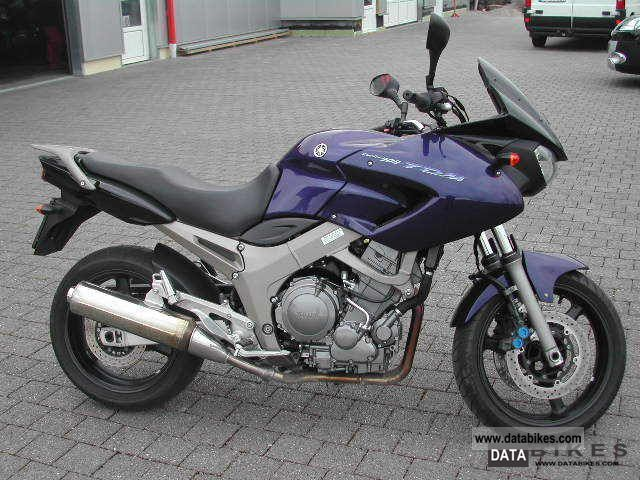 2003 Yamaha  TDM 900 Motorcycle Tourer photo