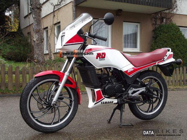1987 Yamaha Rd 80 Lc