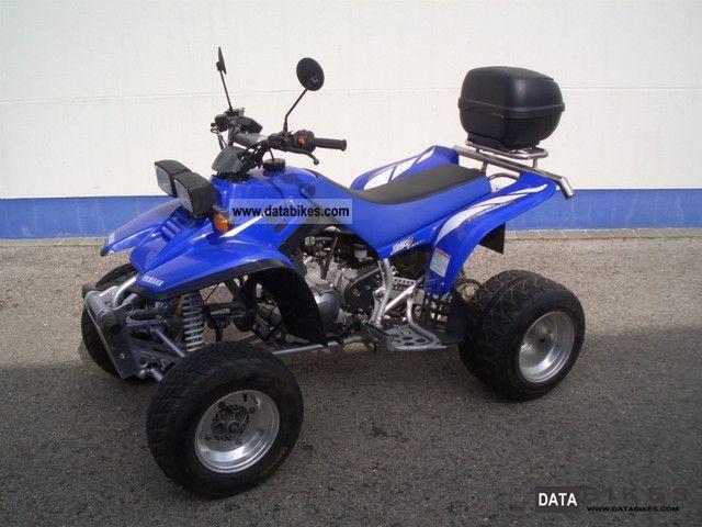 2002 Yamaha  YFM 350 Motorcycle Quad photo