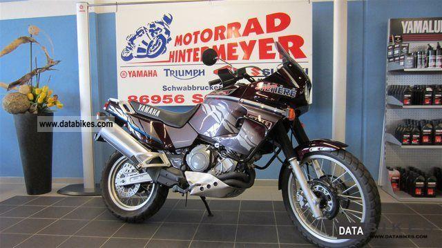 1996 Yamaha  XTZ 750 Supertenere Motorcycle Enduro/Touring Enduro photo