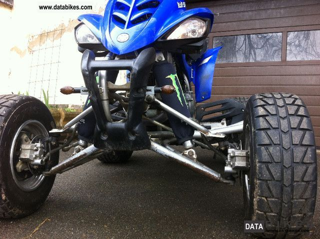 2004 Yamaha  Raptor 350r Sport Motorcycle Quad photo
