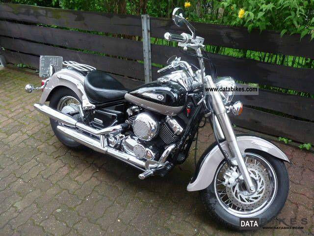 1998 Yamaha  Drag Star Classic Motorcycle Chopper/Cruiser photo