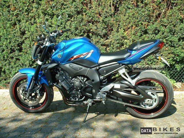 2007 Yamaha  FZ1 N Motorcycle Naked Bike photo