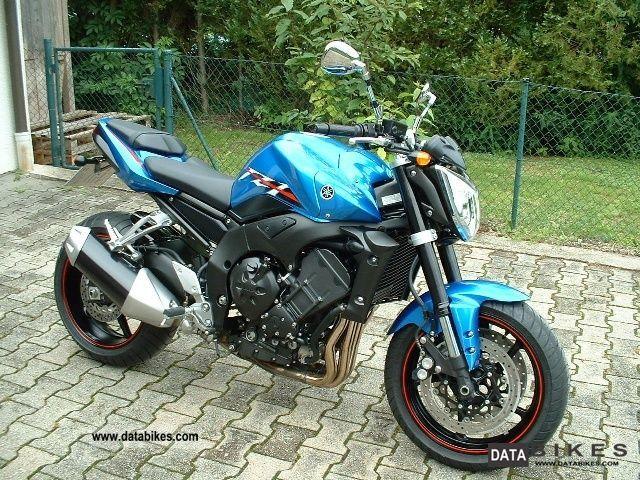 2007 Yamaha Fz1 N