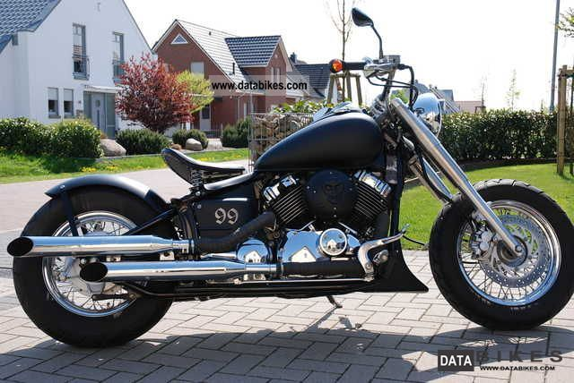 Yamaha  Drag Star Classic Bobber 1999 Chopper/Cruiser photo