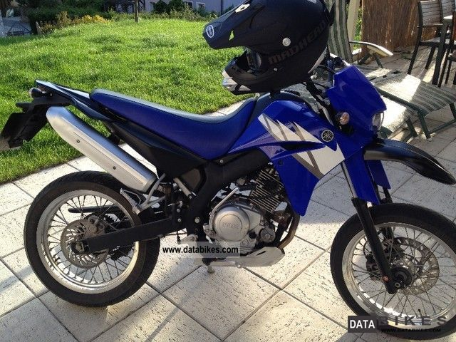 2007 Yamaha  XT 125 X Motorcycle Super Moto photo
