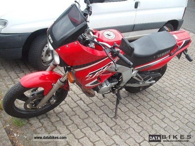 1999 Yamaha  TDR 125 5AN Motorcycle Lightweight Motorcycle/Motorbike photo
