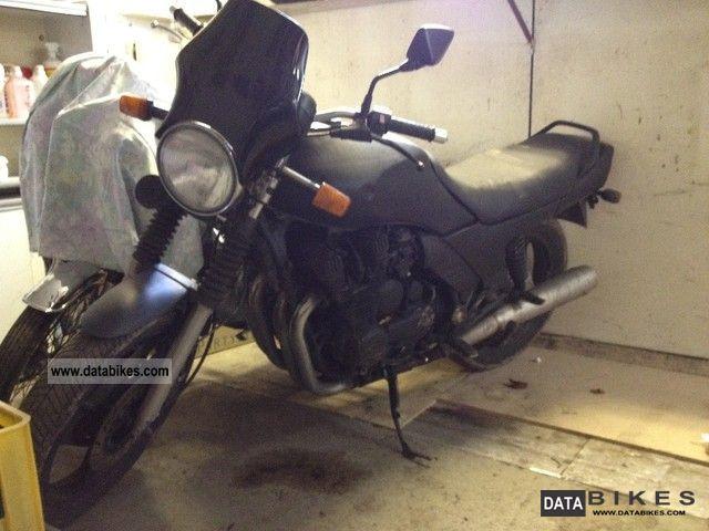 1990 Yamaha  XJ 900 Motorcycle Motorcycle photo