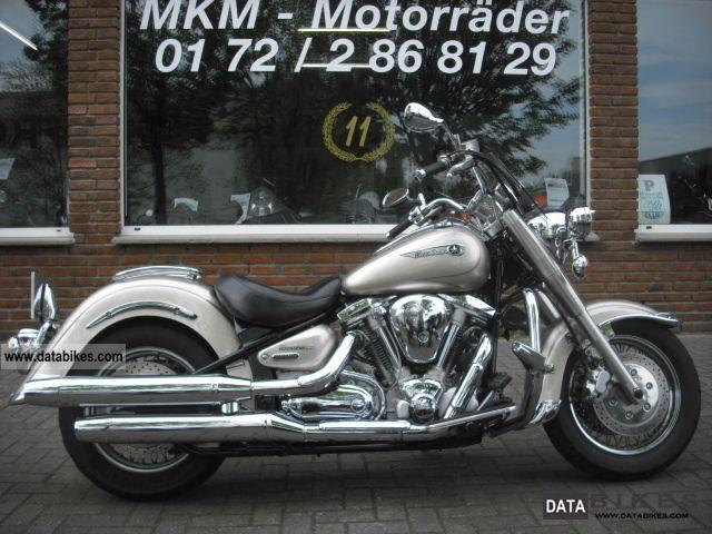 2003 Yamaha  1600 Wild Star Motorcycle Motorcycle photo