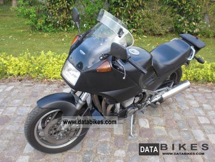 1987 Yamaha  + + + + NEW FJ 1200 TÜV Motorcycle Sport Touring Motorcycles photo