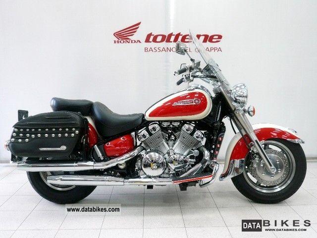 1997 Yamaha  XZV 1300 A Motorcycle Chopper/Cruiser photo