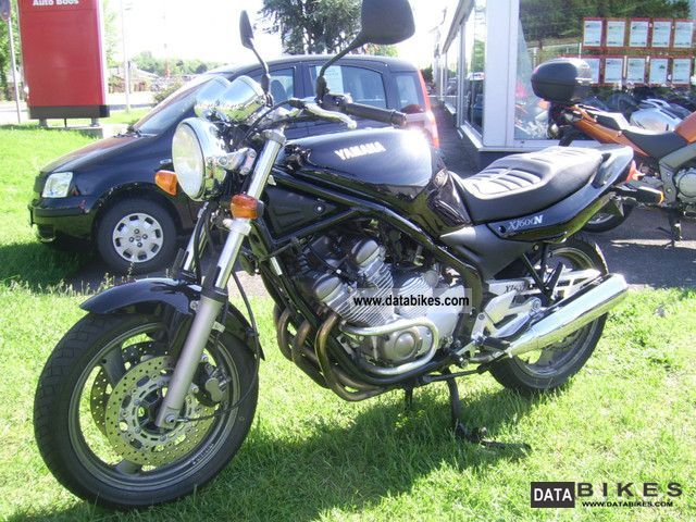 2000 Yamaha  XJ 600 N --- 3500 km + ------- new tires Motorcycle Motorcycle photo